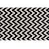 Koberec, slonovinová / tmavě šedá, 200x285, ADISA