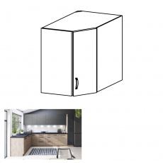 Horní skříňka, dub artisan, LANGEN G60N