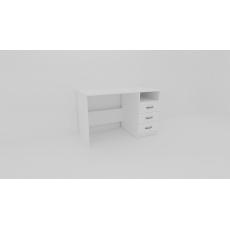 Psací stůl ALFA - UNIVERZÁLNÍ