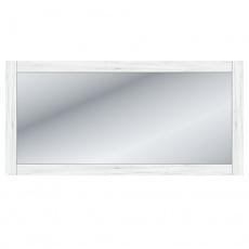 Zrcadlo W, dub craft bílý, SUDBURY