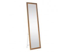 Stojanové zrcadlo, hnědá, LAVAL