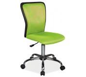 Dětská junorská židle Q099 zelená