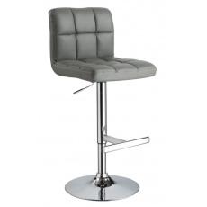 Barová židle C105 šedá
