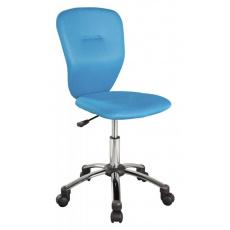 Dětská juniorská židle  Q037 modrá