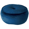 Taburet, látka královská modrá, KEREM
