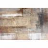 Koberec, hnědá / šedá, 160x230, ESMARINA TYP 1