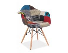 Konferenční židle DENIS A_2 barevné