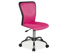 Dětská juniorská židle Q099 růžová