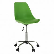 Kancelářská židle, zelená, DARISA