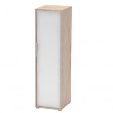 Věšáková skříň, san remo/bílá, RIOMA TYP 20