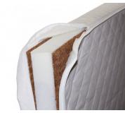 Matrace kokos/molitan/kokos Scarlett 120 x 60 x 8 cm