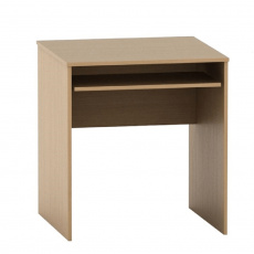 Psací stůl s výsuvem, buk, TEMPO ASISTENT NEW 023
