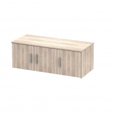 Nástavec na skříň, dub sonoma, NOKO-SINGA 83N