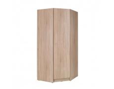 1-dveřová rohová skříň, dub sonoma, MEXIM