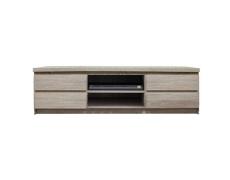 RTV stolek / skříňka, dub sonoma, PANAMA Typ 06