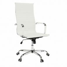 Kancelářské křeslo, bílá, AZURE 2 NEW