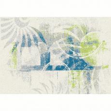 Koberec, vícebarevný, 133x190 cm, JUMEO