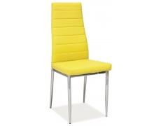 Jídelní židle H261 žlutá