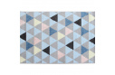 Koberec, vícebarevný, 160x235, PETAL