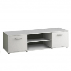 TV stolek, bílá, ZUNO NEW 01