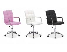Kancelářská židle Q022 fialová