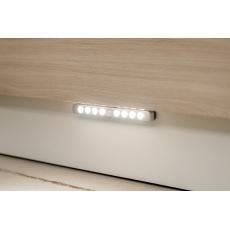 LEDdiodové osvětlení senzorové, reagující na pohyb pro dvoulůžko Smart