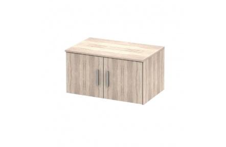 Nástavec na skříň, dub sonoma, NOKO-SINGA  82N
