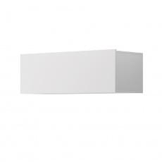 Závěsná skříňka, bílá, SPRING ED90
