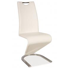 Jídelní židle H090 tm.béžová