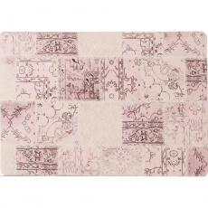 Koberec, růžový, 120x180, ADRIEL TYP 3