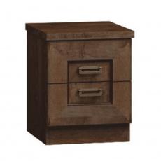 Noční stolek, dub lefkas, TEDY TYP T16