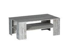 Konferenční stolek, antický dub, HANNA