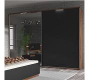 Dřevěný rám s LED osvětlením ke skříni DEGAS