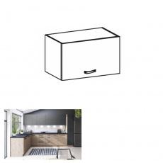 Horní skříňka, dub artisan, LANGEN N60