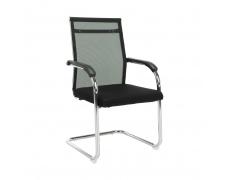 Zasedací židle, černá, ESIN