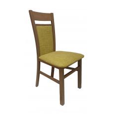 DANIEL 2 jídelní židle, dub canyon, Santana kiwi