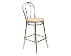 Barová židle Tulipán Hocker dř.