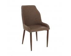 Jídelní židle, hnědá, IMPERIA