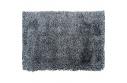 Koberec, krémově-černá, 170x240, Vilan