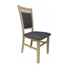 DANIEL 1 jídelní židle, javor, Fler 99