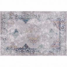 Koberec, vícebarevný, 67x120 cm, AZUMI