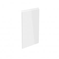 Dvířka na myčku, bílá extra vysoký lesk HG, 59,6x71,3, AURORA