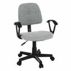 Kancelářská židle, šedá / černá, TAMSON