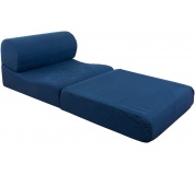 Rozkládací křeslo PEDRO 2v1 k příležitostnému využití na spací matraci