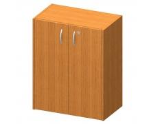 Nízká skříňka, DTD laminovaná, ABS hrany, třešeň, TEMPO ASISTENT NEW 011