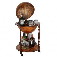 Barový stolek, třešeň, GLOBUS 2 - 324