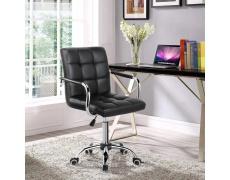 Kancelářská židle Q022 černá