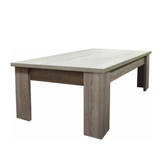 Konferenční stolek, dub sonoma, PANAMA Typ 14