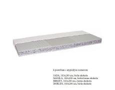 Matrace, 183x200, CATANIA ECO ATYP