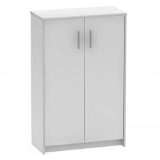 Kancelářská skříňka, bílá, JOHAN 2 NEW 13 JH033